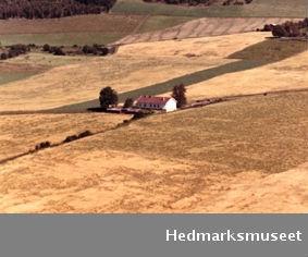 Flyfoto fra ca. 1980